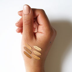 6 shades of ZAO Liquid concealer
