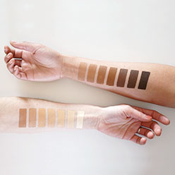 Foundation stick : 14 shades