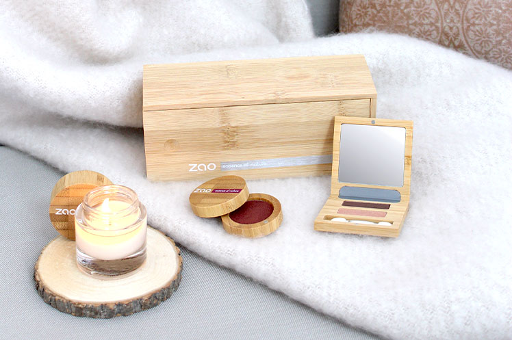 Coffret maquillage Cozy beauty - Noël 2020